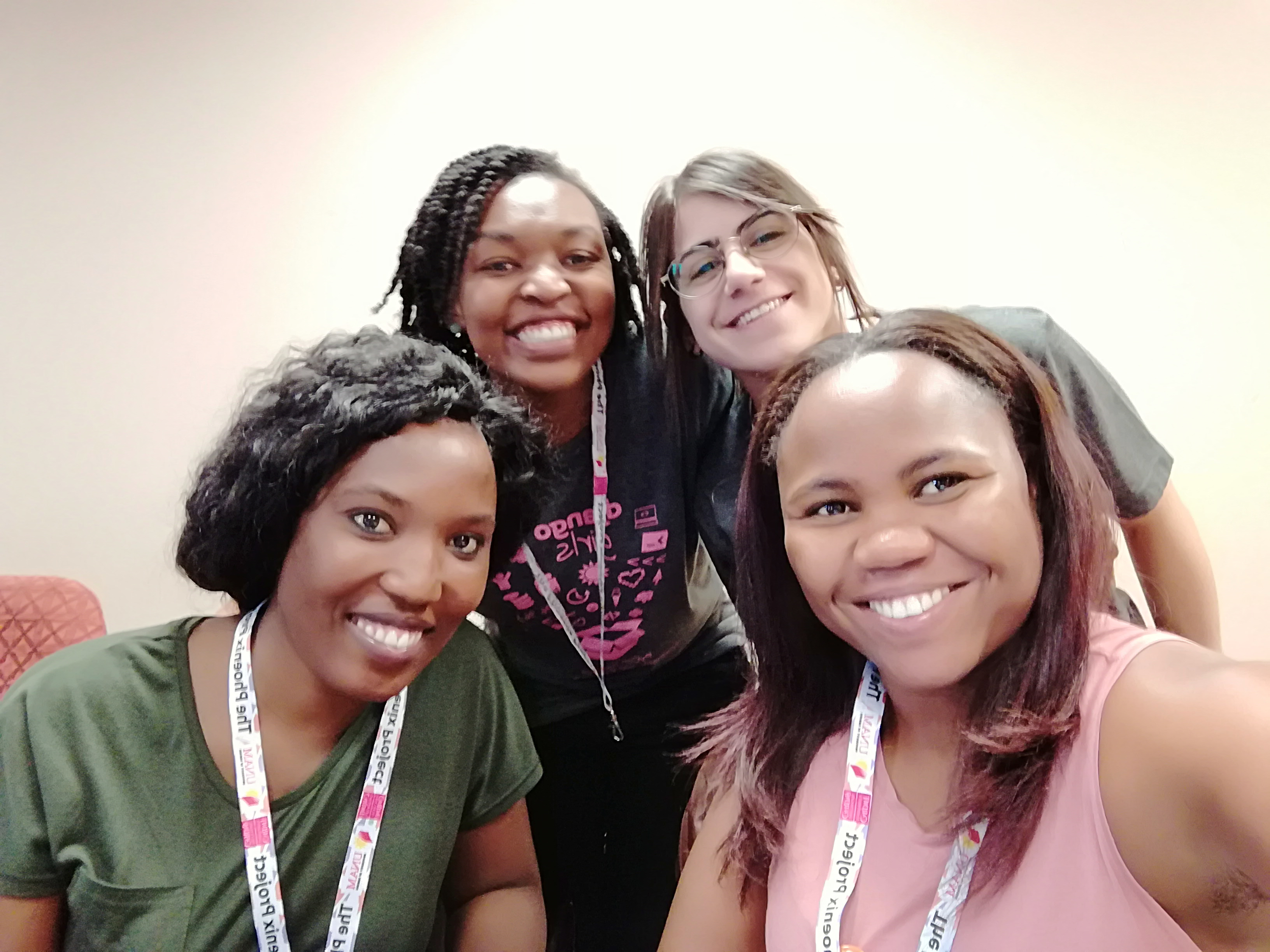 Django Girls Workshop and PyCon Namibia 2018 chat with Esther N. Shikomba